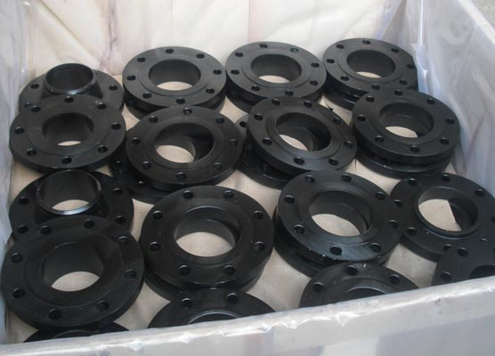 Carbon Flanges