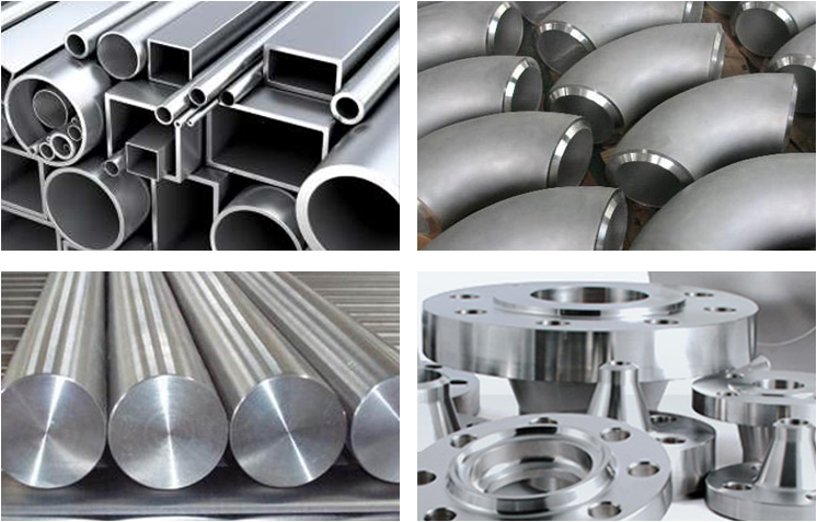 Stainless Steel - High Nickel Alloys