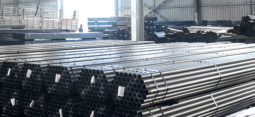 Carbon Steel Pipes & Tubes Exporter