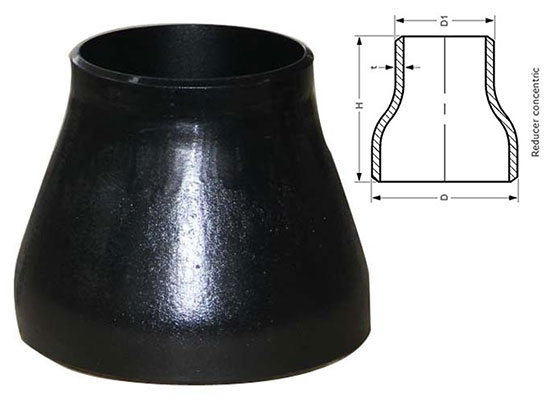 Concentric Reducer Supplier