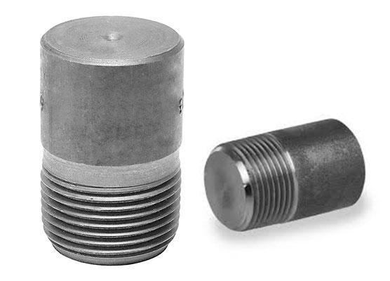 Stainless Steel Round Head Plug Supplier