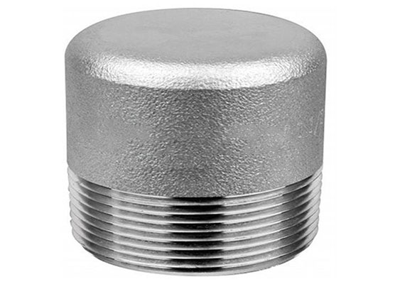 Threaded Round Head Plug