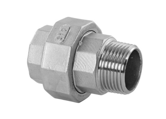 Union Male/Female Pipe Fittings Supplier